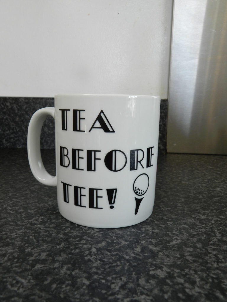 tea before tee